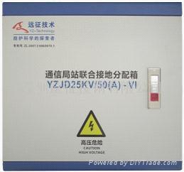 深圳防雷-通信局站聯合接地分配箱 1