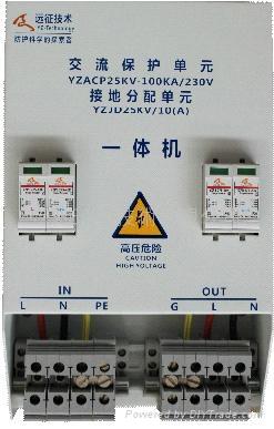 一體化基站綜合保護箱 1