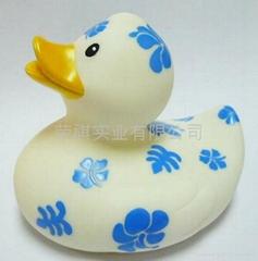 造型玩具鸭