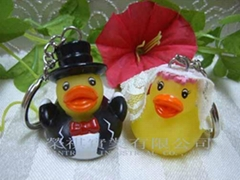 The Bride & Groom Duck K