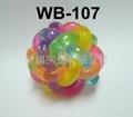 发光编织球