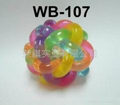 發光編織球