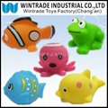 Floating & Flashing Bath Animals