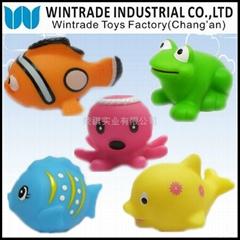 Floating & Flashing Bath Animals