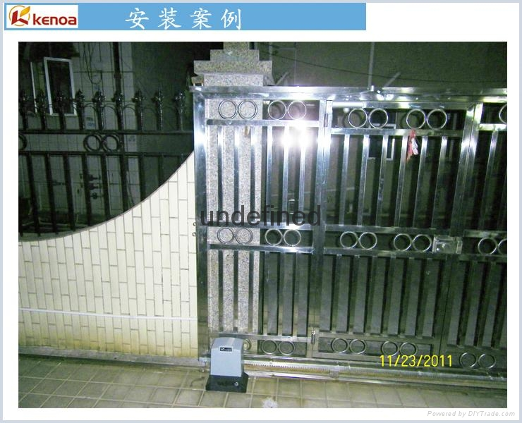 sliding gate opener factory sell derectly 4