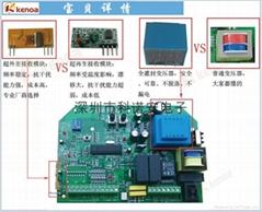 AC220V/AC110V sliding gate remote control