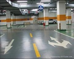 蘇州停車場環氧地坪