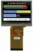 "Kitronix 3.5"" TFT LCD module with Touch Panel (K350QVG-V2-F/ FS-K350QVG-V2-F-01)"