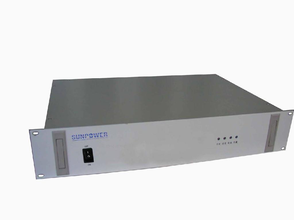 19英吋標準機架式(2U)正弦波逆變器 1