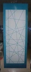 建材玻璃絲網製版