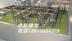 配電裝置模型
