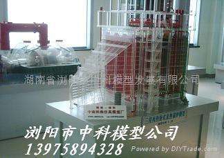 余热锅炉模型 1