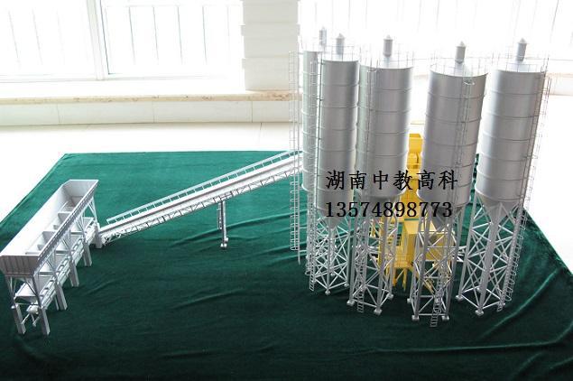 盾构机模型 4
