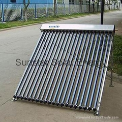 Stainless Steel Solar Collector