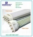 12W 2G11 SMD2835 LED Light Tube 1200LM