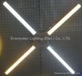 12W 2G11 SMD2835 LED Light Tube 1200LM Replacement 80W Fluorescent Light