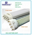 22W 2G11 LED Light Tube,Plug Light Tube,6000K White Color, CE ROHS Certified,