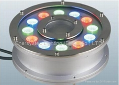 12W游泳池水地燈