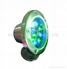 12W 水地燈