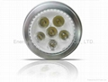12W AR111 LED Lights 100W Replcement 3000K Softlight Color 100-240VAC