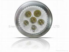 AR111 12W LED射灯160度雾状反光