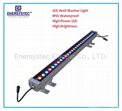 Wallwasher led light,rgb wall washer lighting