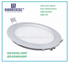 2015 new Round LED Light Panel 3014 led high quality 8w high quality Samsung LED