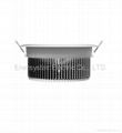 36W LED Downlight,3600LM, SMD3030 Chips,100-240v, manufacturers,pvoc saso,