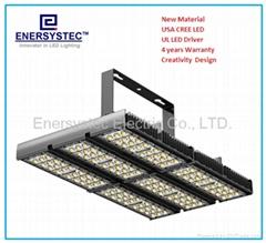 180W LED Tunnel Lights