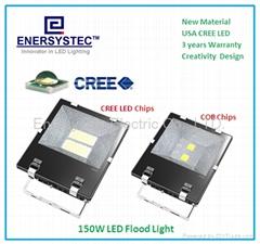 outdoor Led flood light 150w