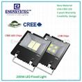 200W Flood LED Lights high power cree