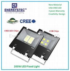 200W Flood LED Lights high power cree led