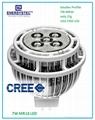 7W MR16 LED retrofits spotlight cree led