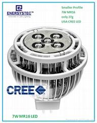 7W MR16 LED retrofits spotlight cree led 60W Equivalent Samsung LED