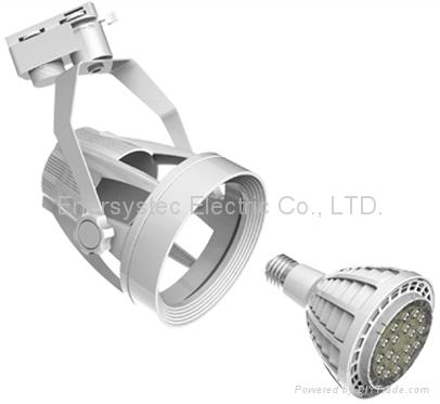 35W LED Tracking Light,led tracking lighting,led track lamp,LED track spotlight 2
