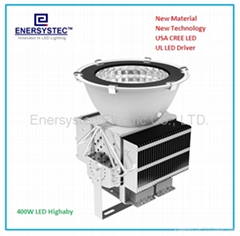 400W Led Highbay Lighting UL tuv driver 135LM/W for Plants