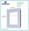 10w LED Panel Light ceiling downlights for office hotel lighting