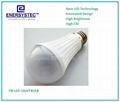 7W Dimmable LED Bulb E27 E26 Base A19 LED bulb 700LM Equivalent 60W Bulb Samsung