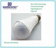 7w led bulb lights dimmi