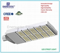 180W LED Street Lighting fixture meanwell driver 18000LM for highway Main Street