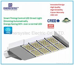 Intelligent street light,Dimming LED