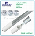 LED Tube with driver replaceable,driver