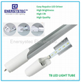 T8 LED Tube Light Driver Replaceable,removeable Driver T8 Tube Light 10Watts
