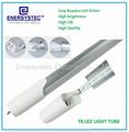 可替换电源LED灯管