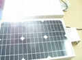 Hybrid Solar LED Parking Light, hybrid solar street light,hybrid solar led light