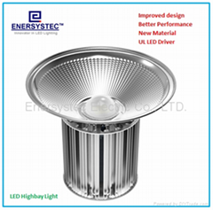 300W Highbay LED lights cree led meanwell driver