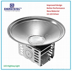 100w HighBay LED lamps china manufacturer