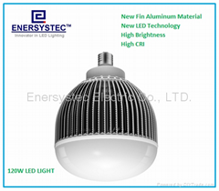 120W LED Bulb Light,400W Equivalent 12000LM 100-240V 5 Years warranty