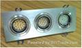 5W GU10 LED Spotlight dimming 2835 LED Samsung Chips 40W Equivalent
