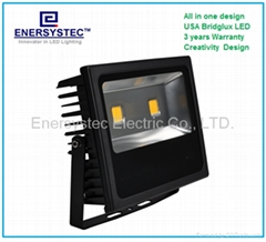 2015 New led flood lights 100W ce rohs IP65 outdoor industrial